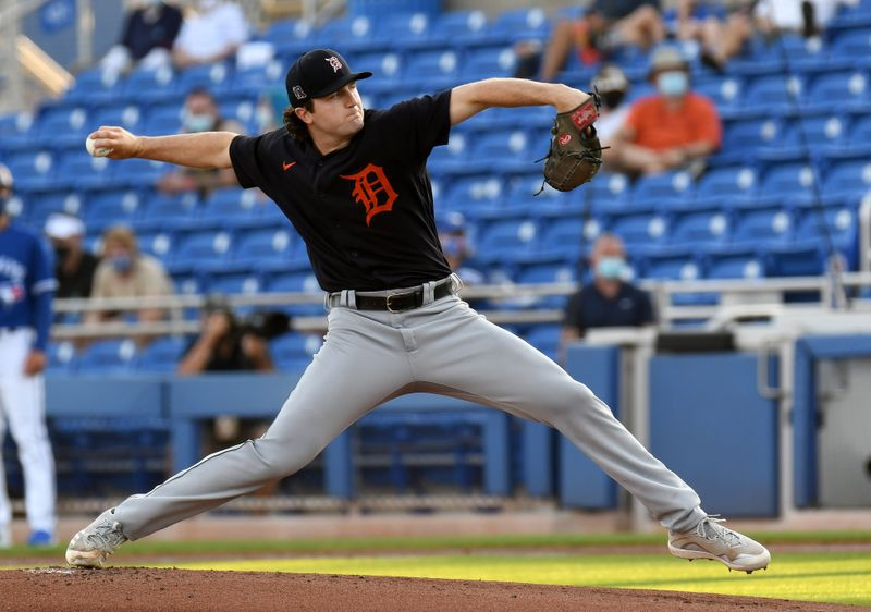 Top prospect Casey Mize makes Tigers' starting rotation