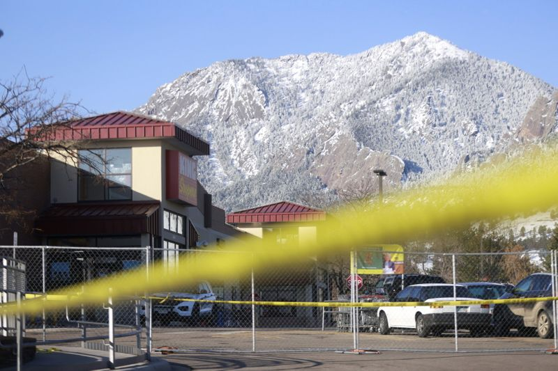 Front-line workers and now shooting witnesses, Colorado grocery staff confront dual tragedies
