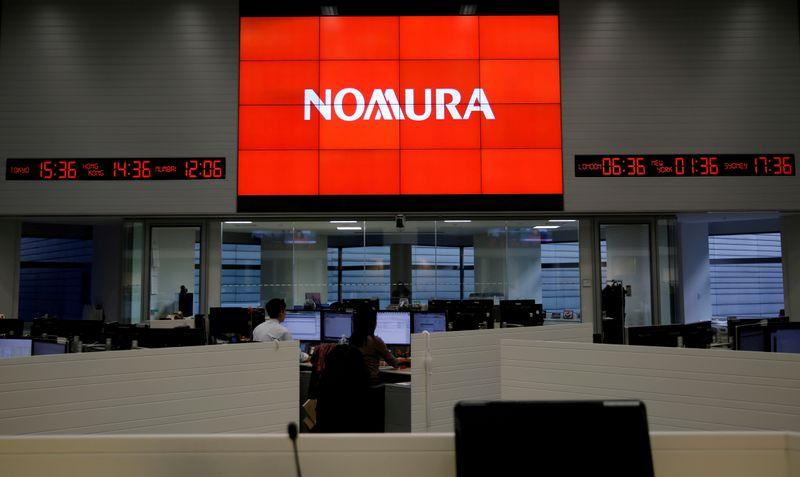 Nomura signale une perte de 2 milliards de dollars, annule l'émission d'obligations;  les actions chutent