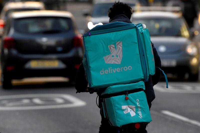 Deliveroo narrows price range ahead of London market debut
