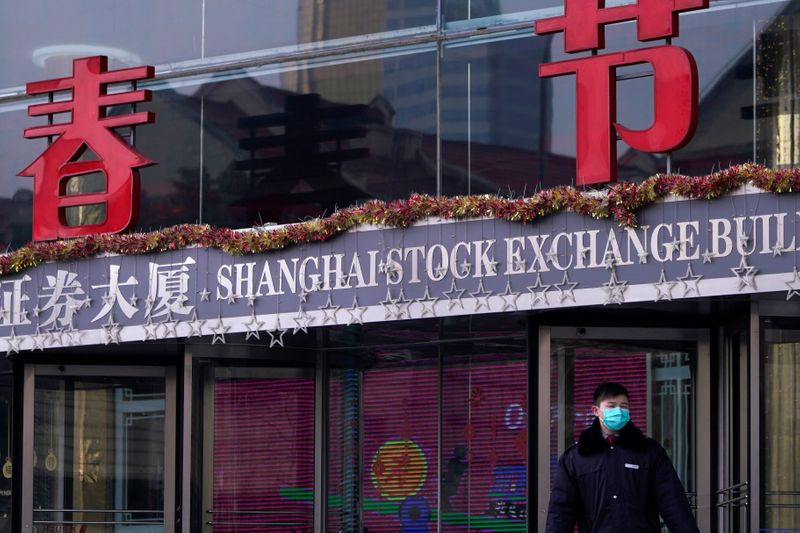 Borsa Shnaghai In rialzo su guadagni società industriali