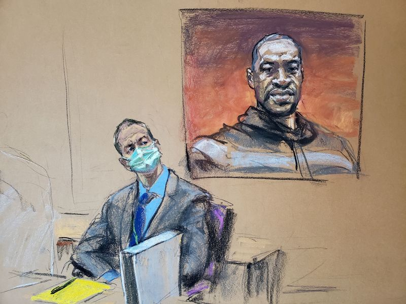 'I called the police on the police,' witness recalls at Floyd trial