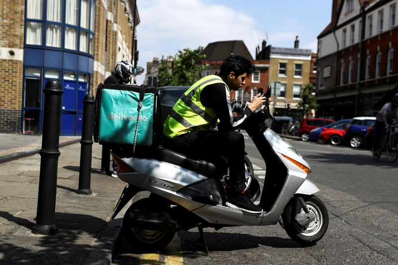 Deliveroo IPO puts London's tech credentials to the test