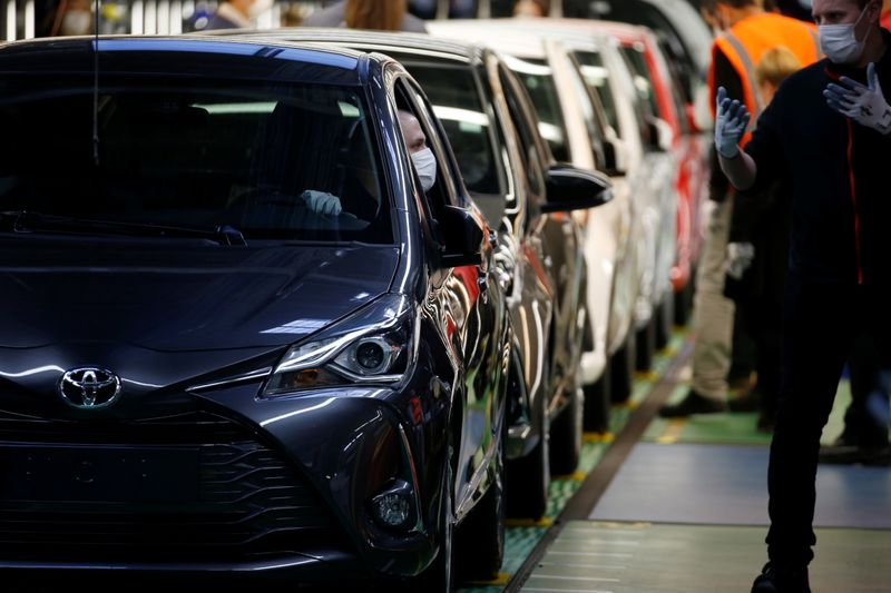 French new passenger car registrations jump 192% year on year in March