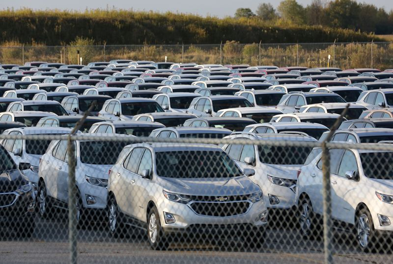 U.S. automakers post high quarterly sales even as chip shortage bites