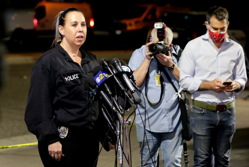 Police to provide more information on California shooting that left four dead, including a child