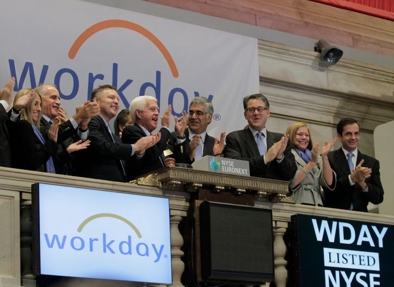 Workday appoints new board Chairman after David Duffield resigns