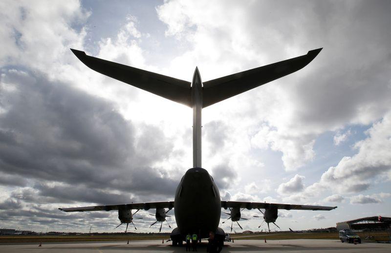 Airbus, Dassault reach tentative workshare agreement on FCAS fighter: source