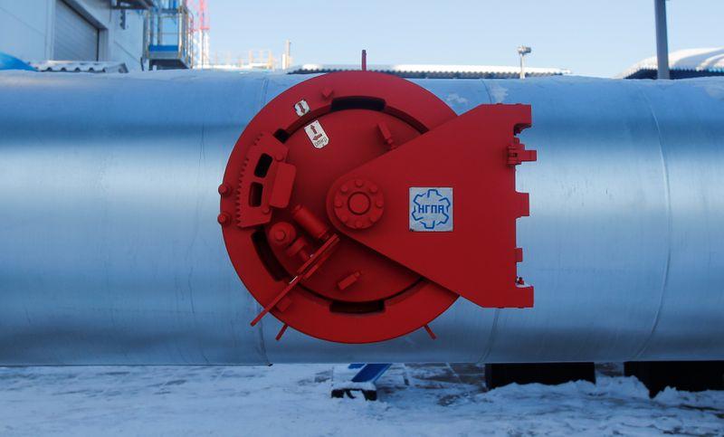 Газпром увеличил экспорт в дальнее зарубежье в I кв на 31%