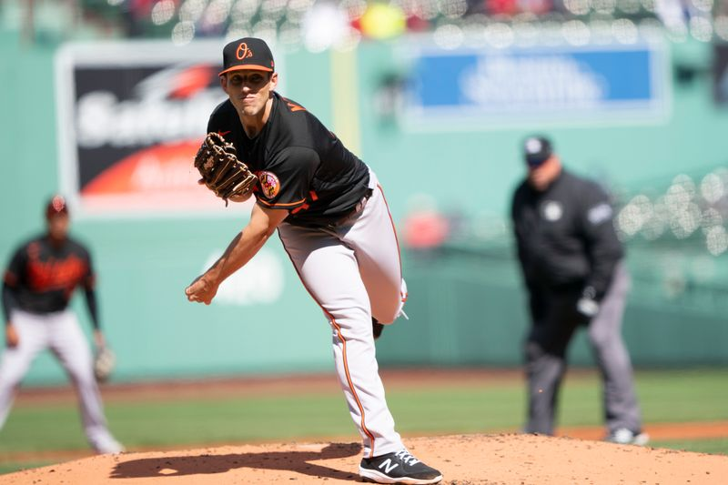 MLB roundup: John Means helps Orioles blank Red Sox