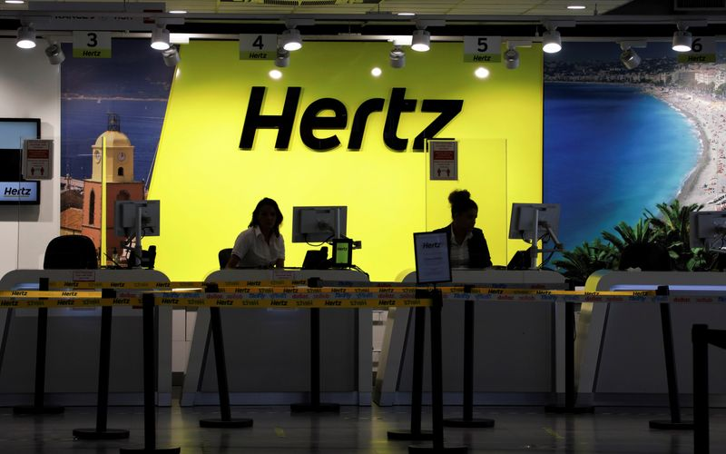 Hertz selects Chapter 11 exit plan backed by Centerbridge, Warburg, Dundon