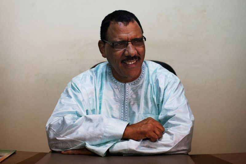 Niger's President Bazoum appoints former minister Mahamadou as PM
