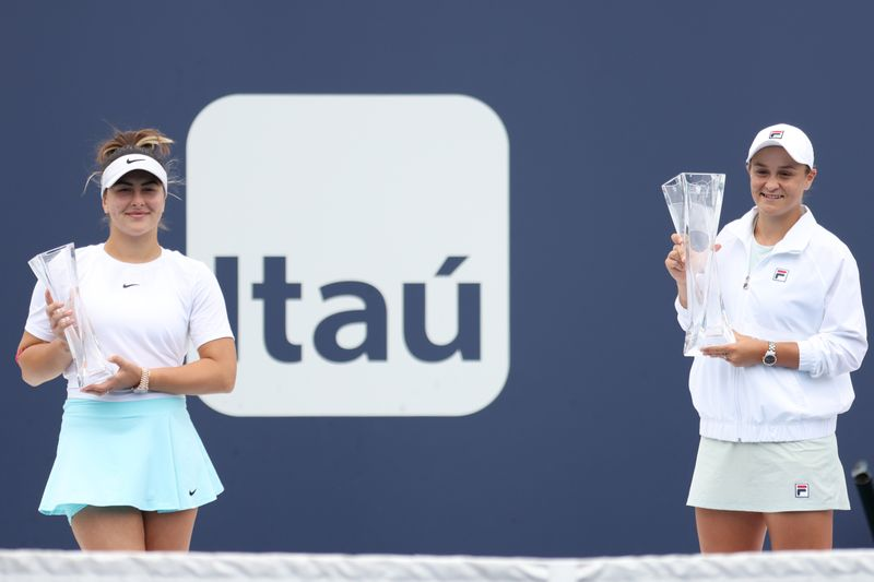 Barty hits out at number one ranking critics