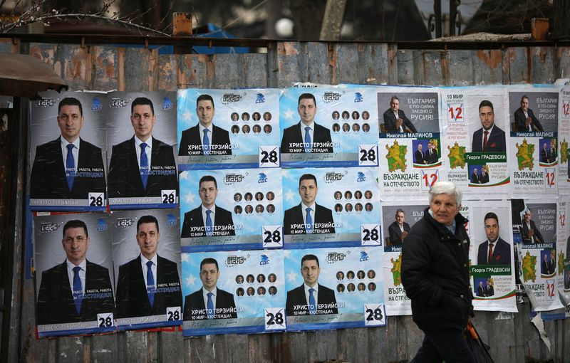 Bulgarians vote for new parliament amid COVID-19 fears, anger over graft