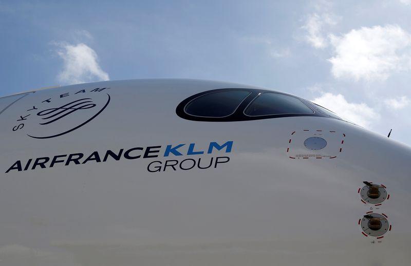 France, Brussels have agreed on Air France-KLM refinancing - minister