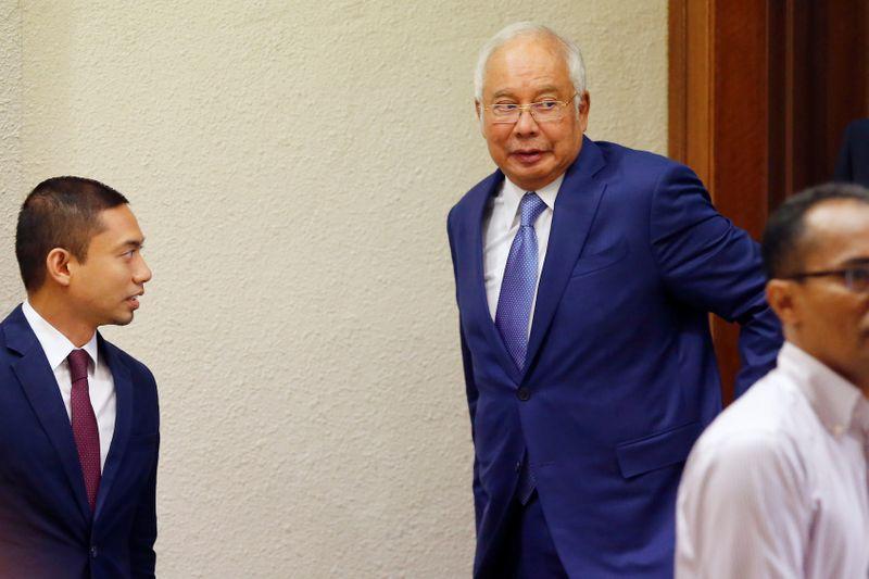 Malaysia's ex-PM Najib starts appeal against 1MDB-linked conviction, jail sentence
