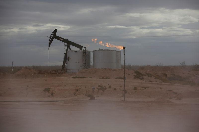 Нетто-лонг по контрактам на нефть WTI вырос за неделю -- CFTC