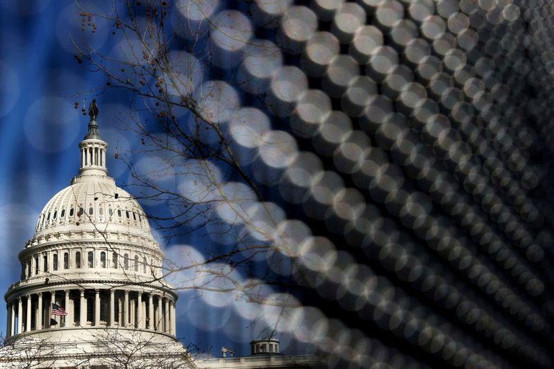 Half of Republicans believe false accounts of deadly U.S. Capitol riot-Reuters/Ipsos poll
