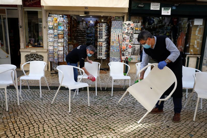 'Time to move forward': Portugal eases COVID-19 lockdown