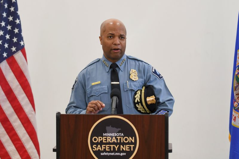 Minneapolis police chief testifies Chauvin violated policy, ethics code in George Floyd arrest