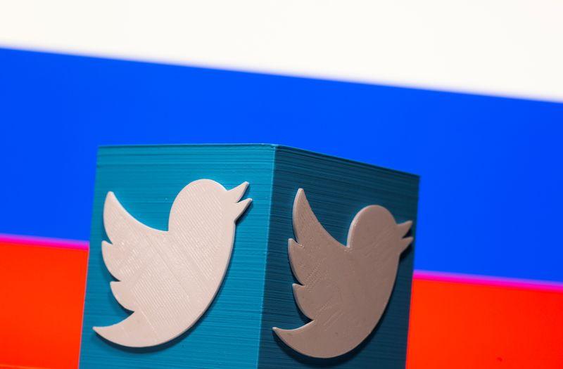 Rusia extiende hasta mediados mayo la baja de velocidad a Twitter
