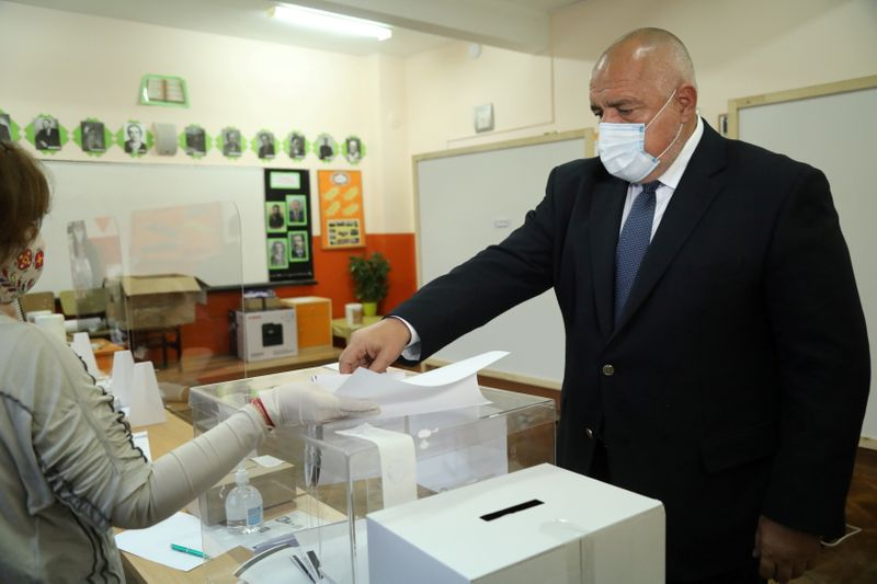 Bulgaria PM seen losing quarter of seats, no clear path to hold power