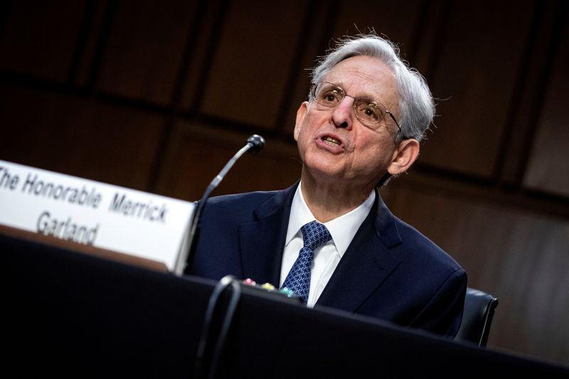 U.S. state officials urge Garland to reverse Trump positions on climate deception cases