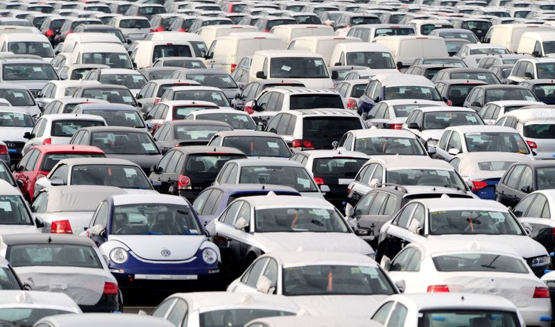 UK car sales down by 12% in 2021 so far, grow in March
