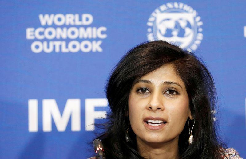 IMF favours global minimum corporate tax - chief economist