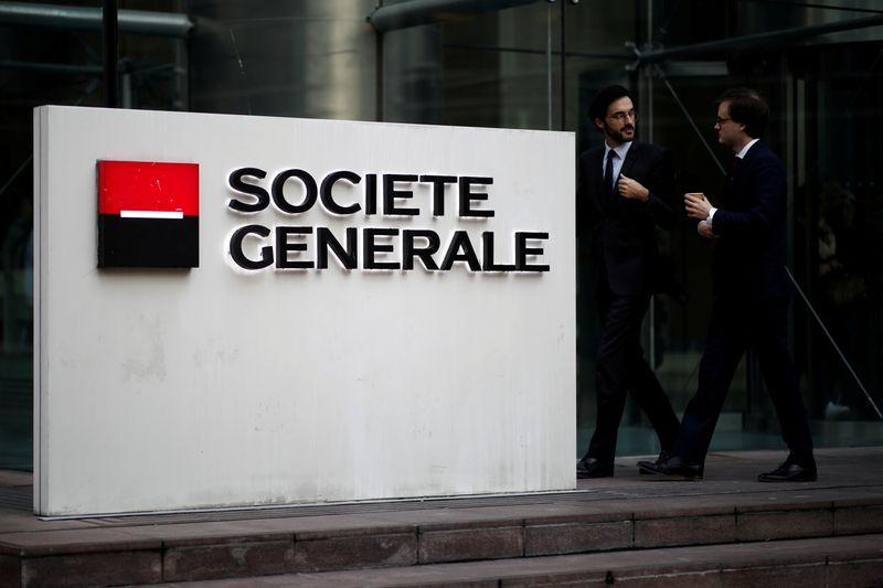 SocGen in talks over $979 million sale of Lyxor to Amundi