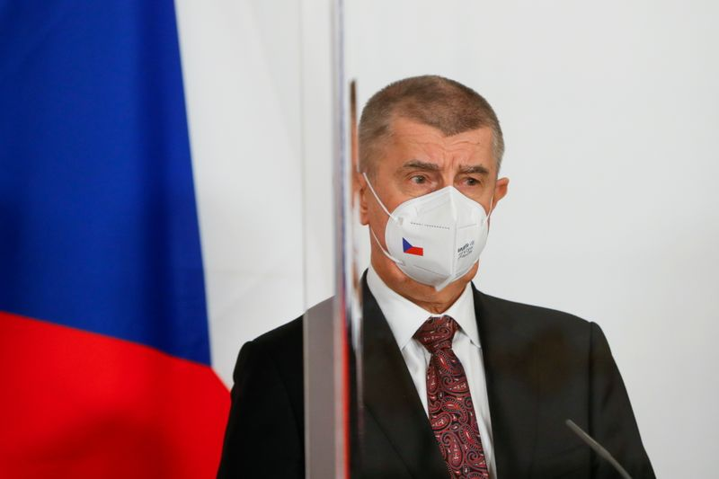Czech PM taps fourth health minister amid deadliest COVID wave