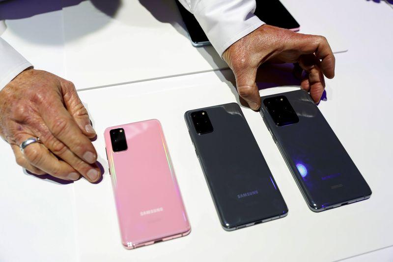 Samsung Electronics прогнозирует рост прибыли на 44% в 1 кв
