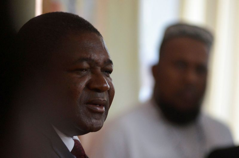 Mozambique seeks targeted foreign support to help tackle insurgency: president
