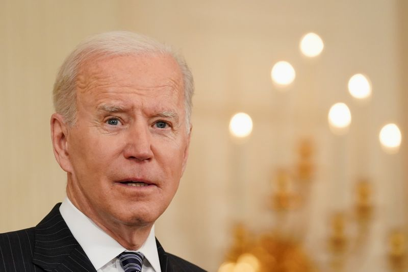 Biden willing to negotiate on corporate taxes, but 'sick and tired' of non-payers