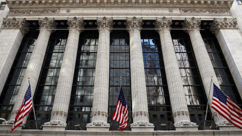 Основные индексы США малоподвижны в преддверии выхода протокола ФРС