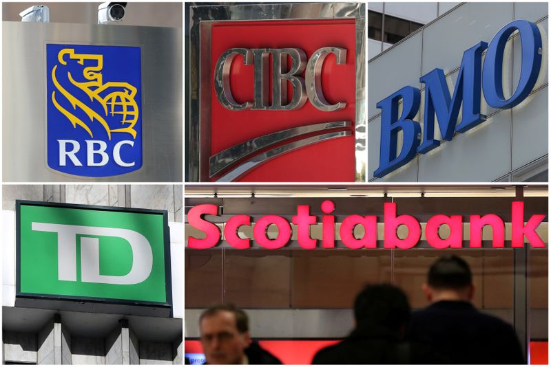 Canadian banks shrink workforces as they invest heavily in technology
