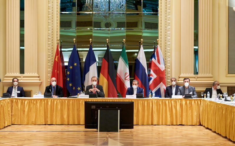 Major powers meet separately with U.S., Iran on nuclear deal