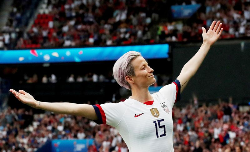 Olympics: Championship or 'failure': U.S. women's soccer team out for 2016 revenge