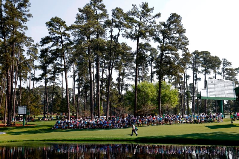 Fiery Augusta to test the best as Masters returns to traditional slot