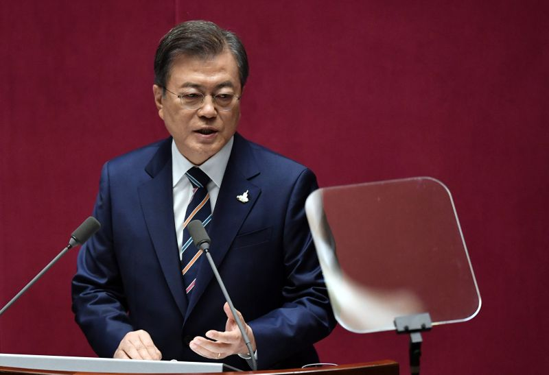 South Korea's ruling party suffers devastating defeat in mayoral elections