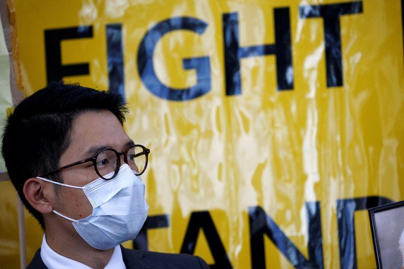 Hong Kong democracy activist Nathan Law granted political asylum by Britain