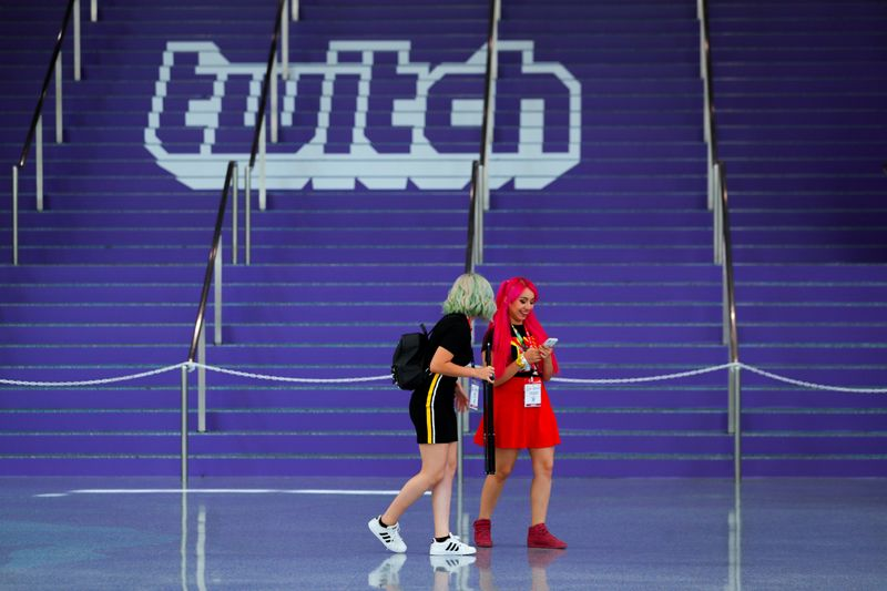 Twitch prohibirá a los usuarios que muestren una