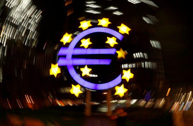 Los rendimientos de los bonos de la eurozona caen a la espera del BCE