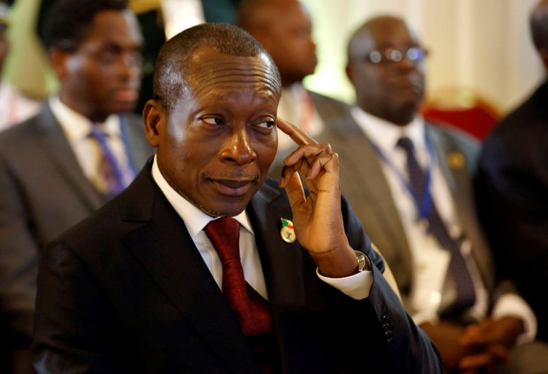 Backtracking on one-term pledge, Benin President Talon seeks five more years