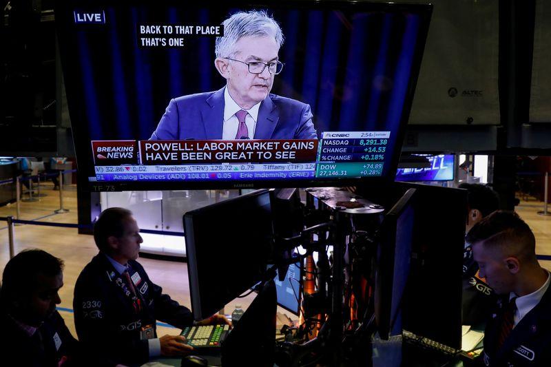 Tecnológicas impulsan a Nasdaq y S&P, mientras rendimiento bonos EEUU amplía caída
