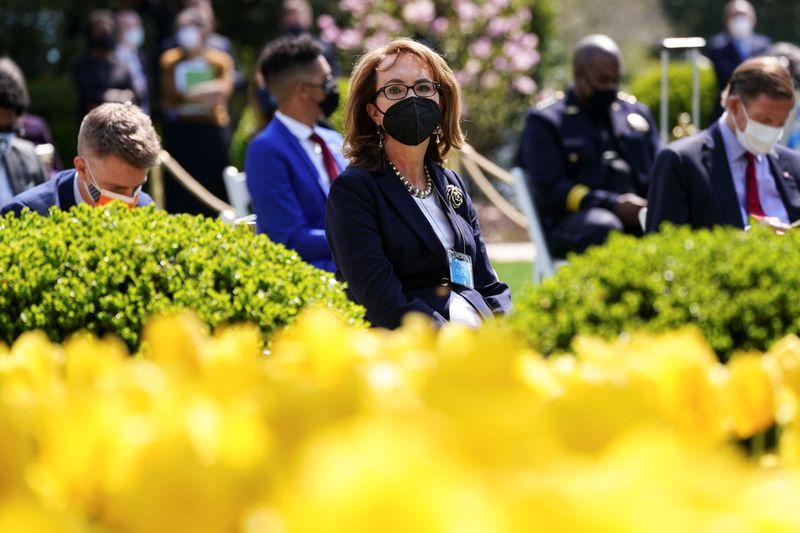 U.S. President Biden to unveil limited gun control measures in Rose Garden event