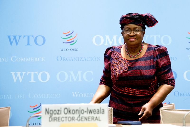 WTO's Ngozi: trade resilient, can help power coronavirus recovery