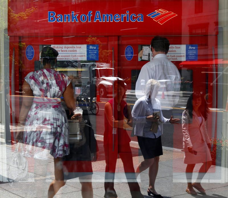Bank of America to hand out pay hikes to junior investment bankers: memo