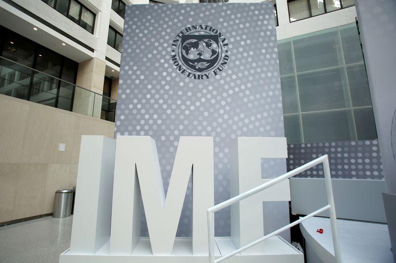 世界経済の回復見通しなお不確実、金利上昇を懸念=IMF声明