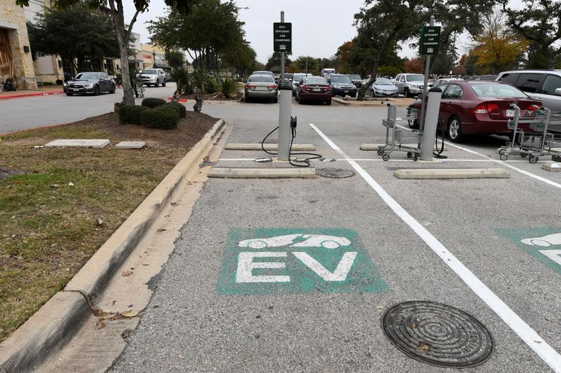 Biden faces key test on EV battery trade dispute